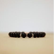 Paduro  (Zwart met strass)